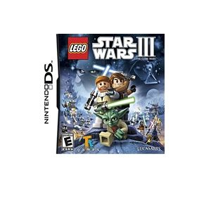 Lucas Arts Lego Star Wars III: Clone Wars for DS