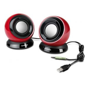 Lenovo M0520 Red Portable Speaker