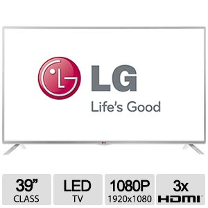 "LG 39"" Class 1080P Smart LED TV - 39LB5800"
