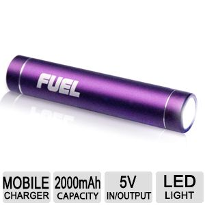 Patriot FUEL Active Mobile Rechargeable Battery