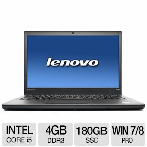 Lenovo ThinkPad Notebook - Core i5, 4GB, 14.0""