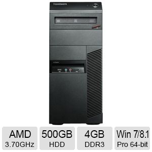 Lenovo ThinkCentre M78 Desktop PC