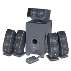 Logitech X-540 Surround Sound Speakers