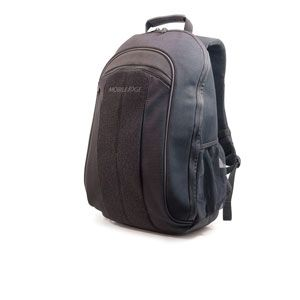 "Mobile Edge 17.3"" Eco-Friendly Canvas Backpack"