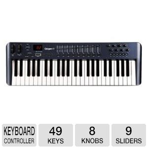 M-Audio Oxygen 49-Key USB MIDI Keyboard Controller