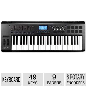 M-Audio Axiom 2nd Generation 49-Key MIDI Keyboard