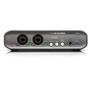 M-Audio MobilePre USB Audio Interface