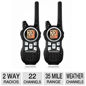 Motorola Talkabout MR350R 2-Way Radio