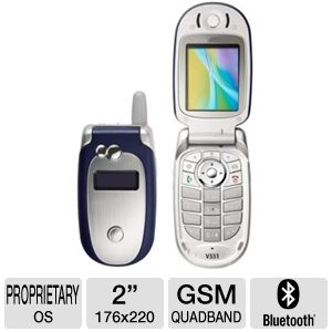 Motorola V551 Unlocked GSM Cell Phone