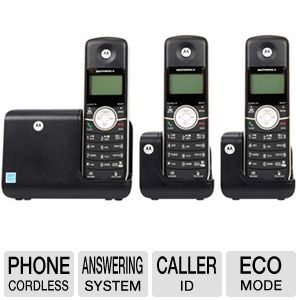 Motorola L513BT Cordless Phone 