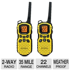 Motorola Talkabout MS350R 2-Way Radios