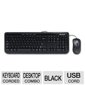 Microsoft APB-00001 Wired Keyboard 600