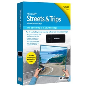 Microsoft Streets And Trips With GPS