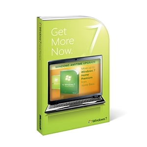 Microsoft Win 7 Starter to Home Premium UPGRADE