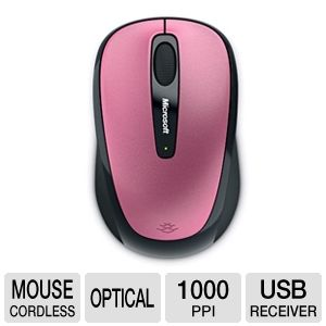Microsoft GMF-00005 Wireless Mobile Mouse 3500