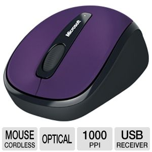 Microsoft GMF-00015 Wireless Mobile Mouse 3500