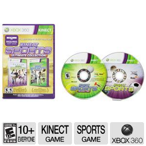 Microsoft Kinect Sports Ultim Collection Xbox 360
