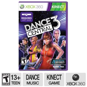 Xbox 360: Dance Central 3 ESRB T Video Game