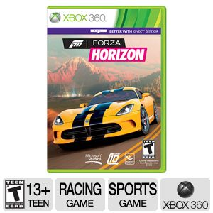 Xbox 360: Forza Horizon ESRB T Video Game
