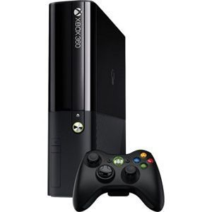 Microsoft Xbox 360 E 250GB HDD Game Console