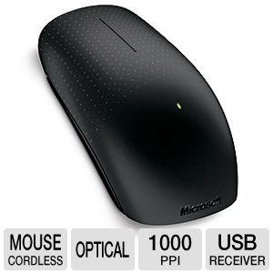Microsoft 3KJ-00001 Wireless Touch Mouse