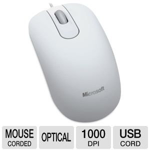 Microsoft 35H-00005 Optical Mouse 200
