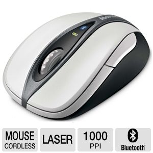 Microsoft 3ZH-00001 Bluetooth Notebook Mouse 5000