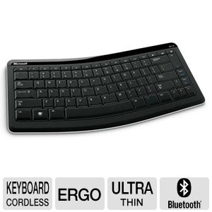Microsoft 6000 Tablet Bluetooth Keyboard