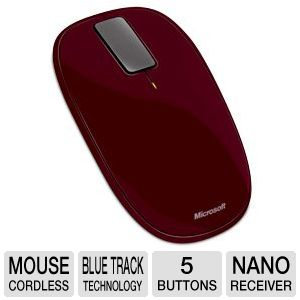 Microsoft Explorer Touch Wireless Mouse