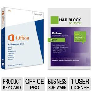 Microsoft Office Professional 2013 Product  Bundle
