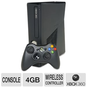 Microsoft RKB-00001 Xbox 360 Console