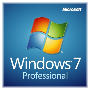 Microsoft Windows 7 Professional 64BIT - OEM DVD