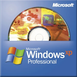 Windows XP Pro - OEM with SP2