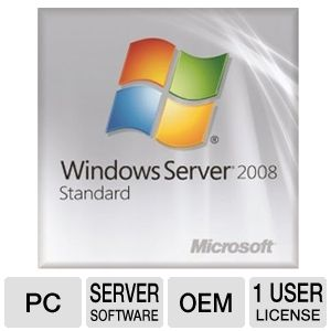 Microsoft Windows Server 2008 R2 Strd Edition