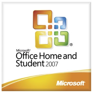 MS Office 2007 Home &amp; Student OEM License Only
