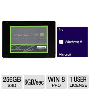 Microsoft Windows 8 Pro Operating System So Bundle