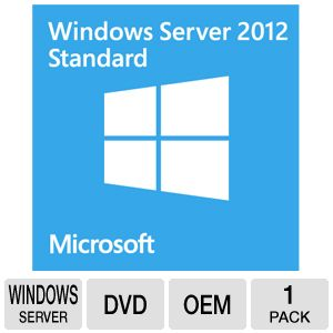 Microsoft Windows Server 2012 Software - Standard