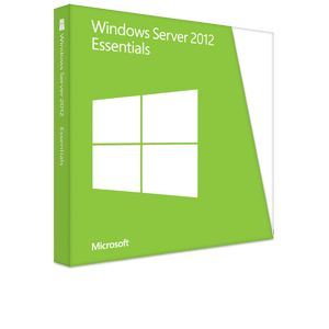 Microsoft Windows Server 2012 Essentials Software