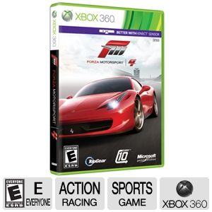 Microsoft 5FG-00001 Forza Motorsport 4 Video Game