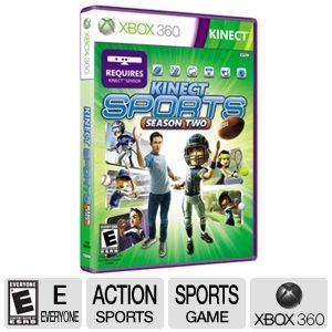 Microsoft 45F-00001 Kinect Sports 2 Video Game