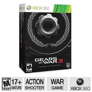 Gears of War 3 Limited Edition for Xbox 360