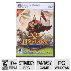 Microsoft Age of Empires Online for Windows Live