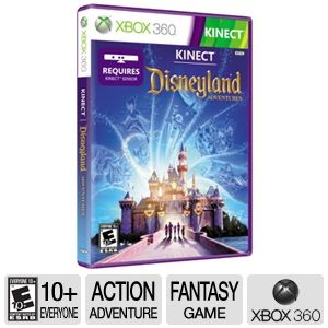Microsoft Disneyland Adventures Video Game