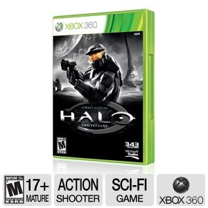 Xbox 360 Halo Combat Evolved Anniversary 11/15/11