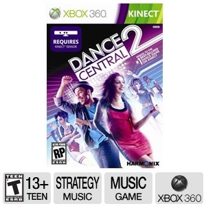 Microsoft Xbox 360 Dance Central 2 Video Game
