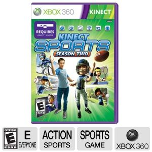 Microsoft Kinect Sports 2 Sports Video Game