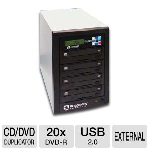 Microboards LS DVDPRM PRO03  CD/DVD Duplicator