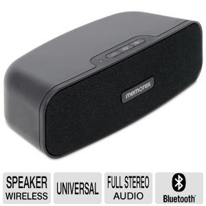 Memorex Universal Bluetooth Wireless Speaker