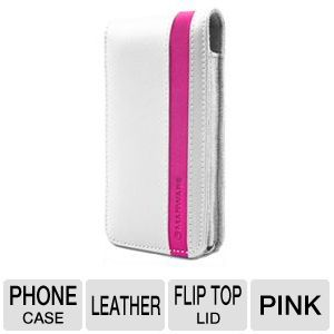 Marware Accent Pink Cell Phone Case for iPhone 4