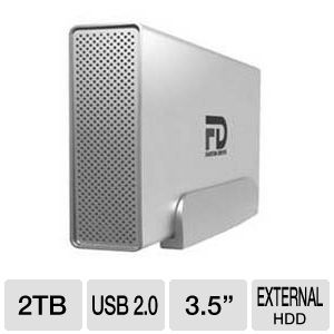 Fantom GF2000T G-Force External Hard Drive